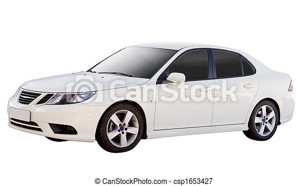 Autos aislados - csp1653427