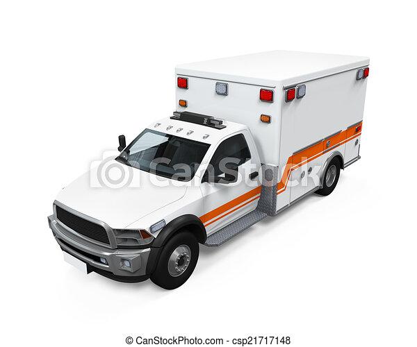 coche, ambulancia - csp21717148