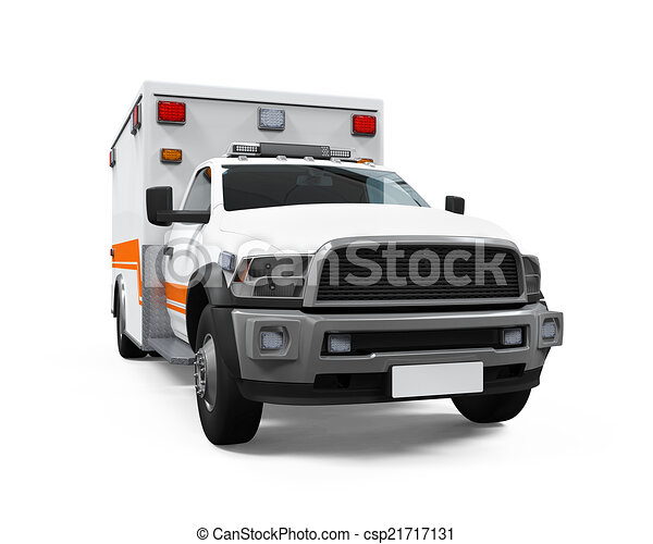 coche, ambulancia - csp21717131
