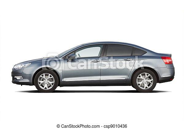 coche, moderno - csp9010436