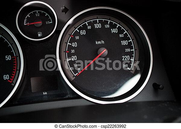 Medidor de velocidad - csp22263992
