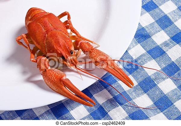 Pescado cocido - csp2462409