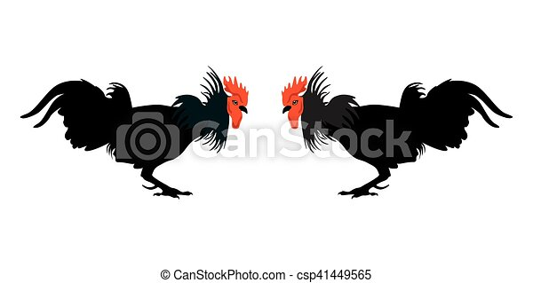 Line Art Rooster : Cock the symbol of new year clip art vector search drawings