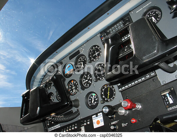 Cockpit Control - csp0346325