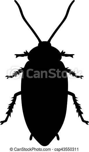 cockroach vector clip art search illustration drawings and eps rh canstockphoto com dead cockroach clipart cockroach clipart free