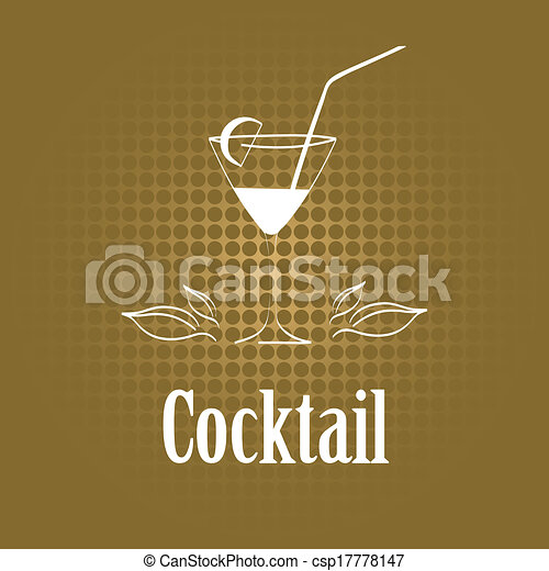 Cocktail Menu Design Free Download