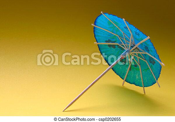 cocktail umbrella - - csp0202655