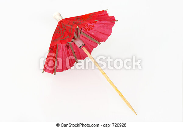 Cocktail umbrella - csp1720928