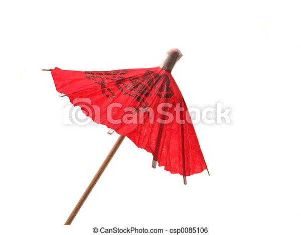 Cocktail Umbrella - csp0085106