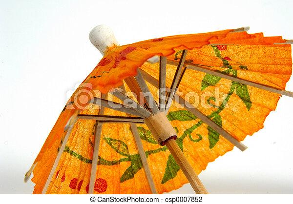 Cocktail Umbrella   Csp0007852