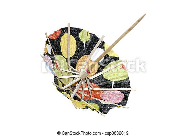 Cocktail Umbrella - csp0832019