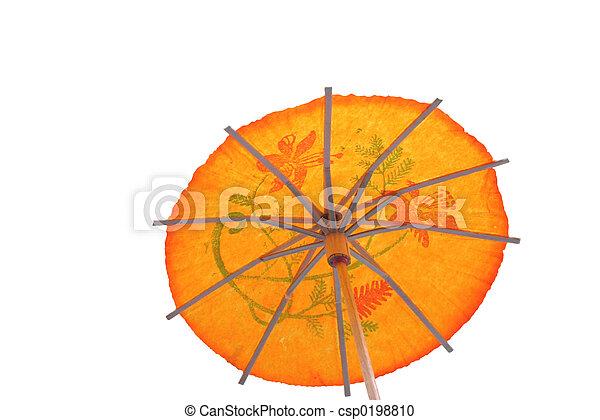cocktail umbrella - csp0198810