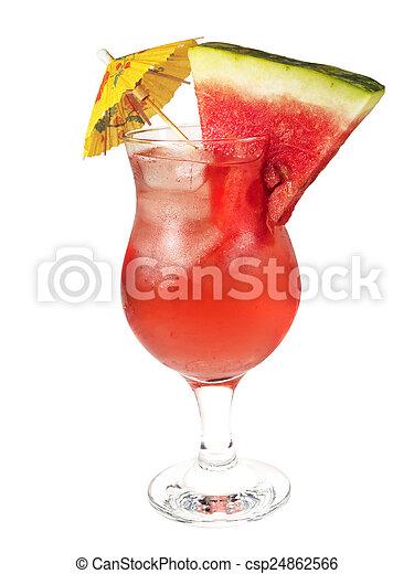 Cocktails Collection - Atomic Watermelon - csp24862566
