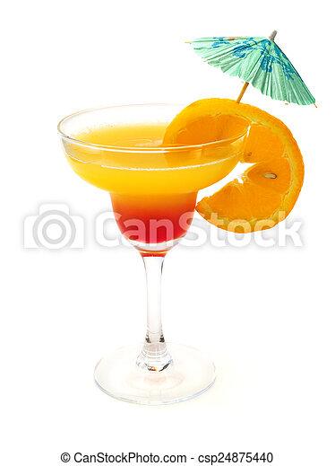 Cocktails Collection - Daiquiri Blossom - csp24875440