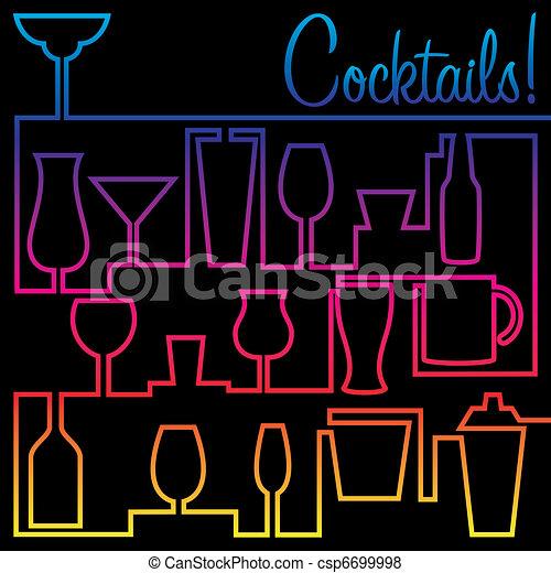 cocktails! - csp6699998
