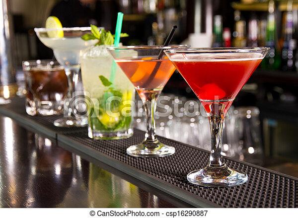 Cocktails - csp16290887