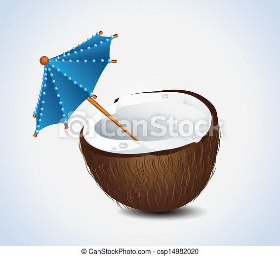 Coconut Cocktail - csp14982020