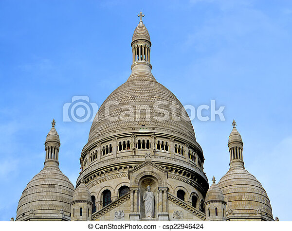 Sacre coeur - csp22946424