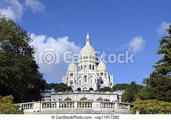 Sacre coeur - csp11917282