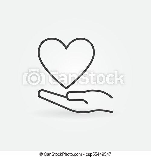 Idees De Fait Main Coeur Main Dessin