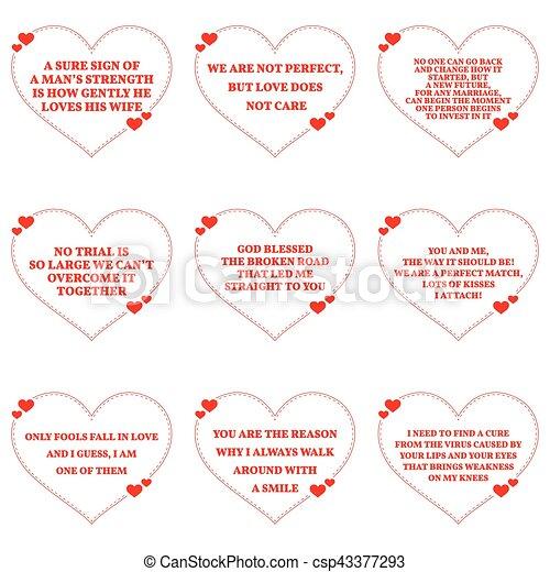Coeur Sur Ensemble Amour Citations Simple Sur Arriere Plan Forme Blanc Design Coeur Sur Ensemble Amour