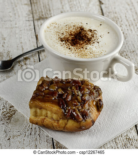 Coffee And Dessert - csp12267465