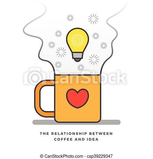Coffee and Idea - csp39229347