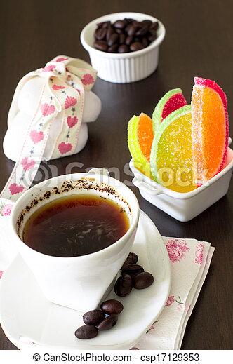 Coffee and jujube - csp17129353