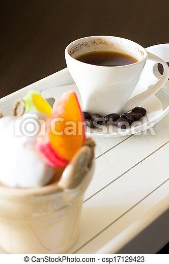 Coffee and jujube - csp17129423