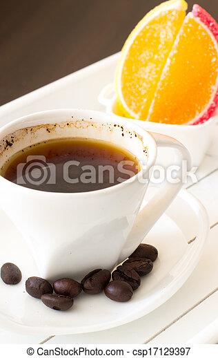 Coffee and jujube - csp17129397
