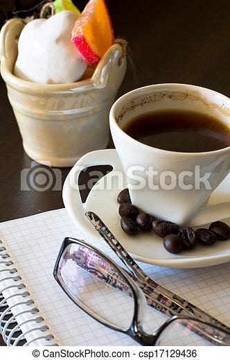 Coffee and jujube - csp17129436
