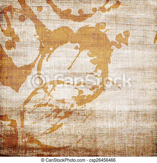 coffee background - csp26456466