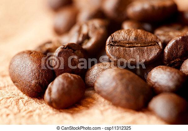 Coffee beans - csp11312325