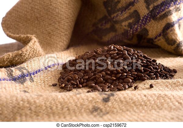 Coffee Beans - csp2159672