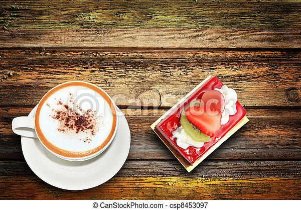 Coffee Break - csp8453097