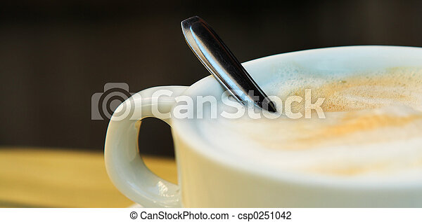 Coffee Cup #2 - csp0251042