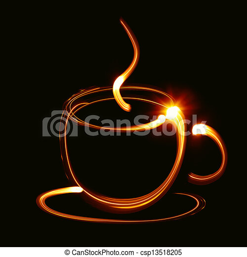 Coffee cup - csp13518205