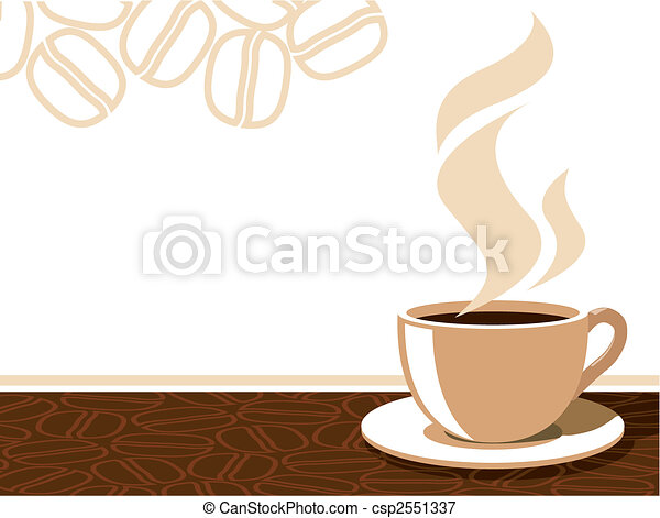 Coffee cup - csp2551337