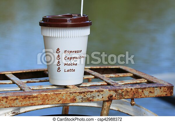 coffee cup - csp42988372