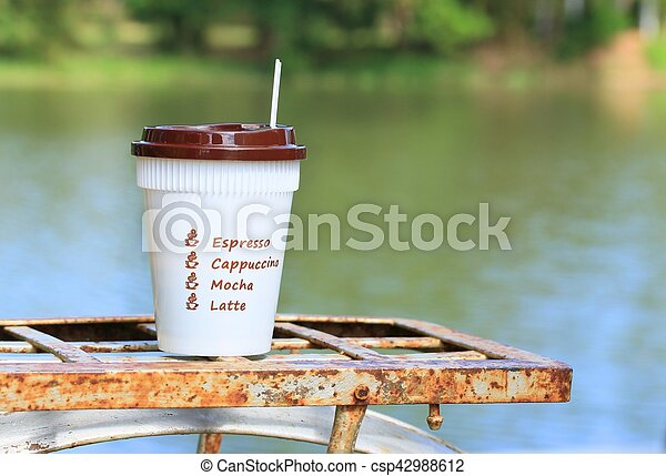 coffee cup - csp42988612