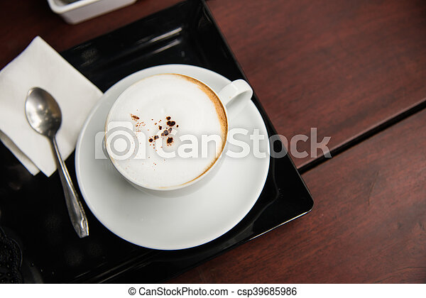 Coffee cup - csp39685986