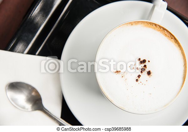 Coffee cup - csp39685988