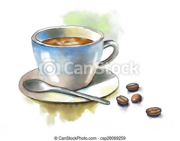 Coffee cup - csp28069259