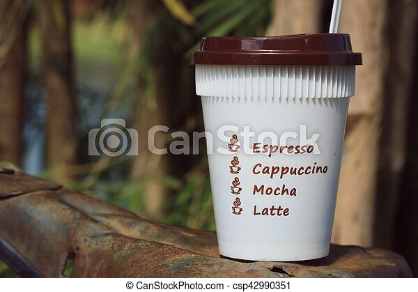 coffee cup - csp42990351