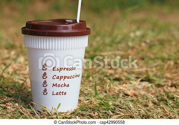coffee cup - csp42990558