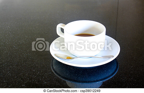 Coffee cup - csp39012249