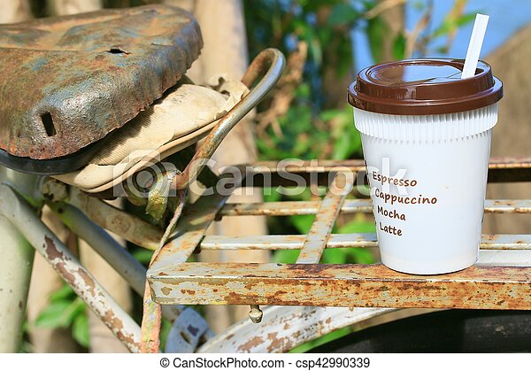 coffee cup - csp42990339