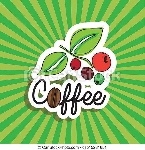 coffee design  - csp15231651