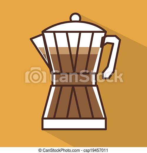Coffee design - csp19457011