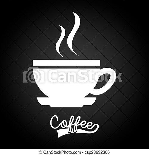 coffee design  - csp23632306